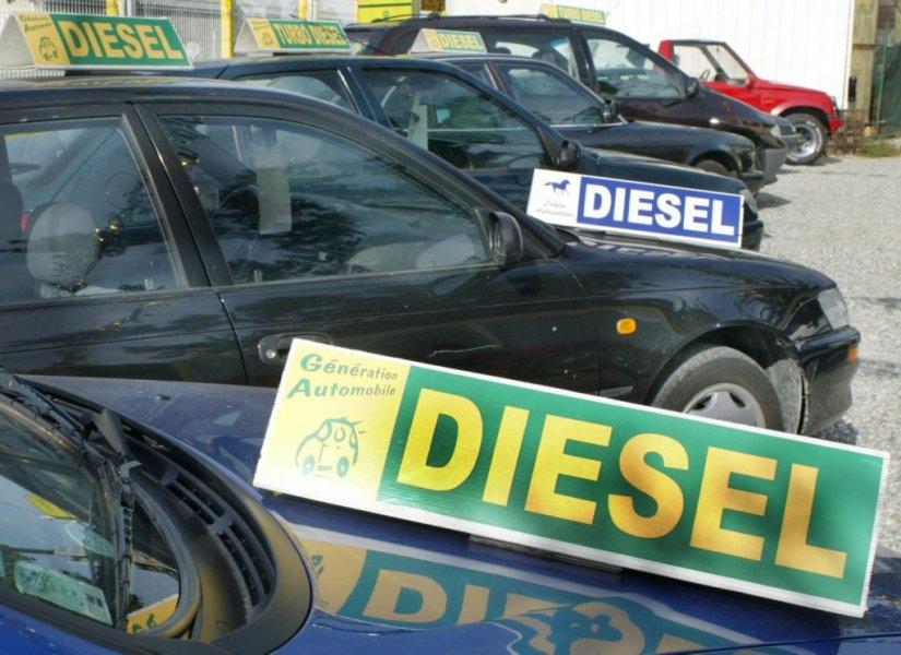 voture diesel